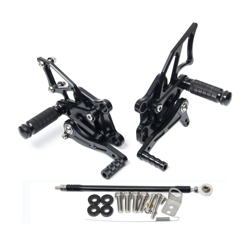 Race Rearsets Adjustable Rear Sets For Kawasaki Ninja 300