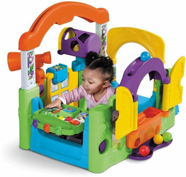Activity Toy Baby Toddler Learning Play Infant Kids Educational Development