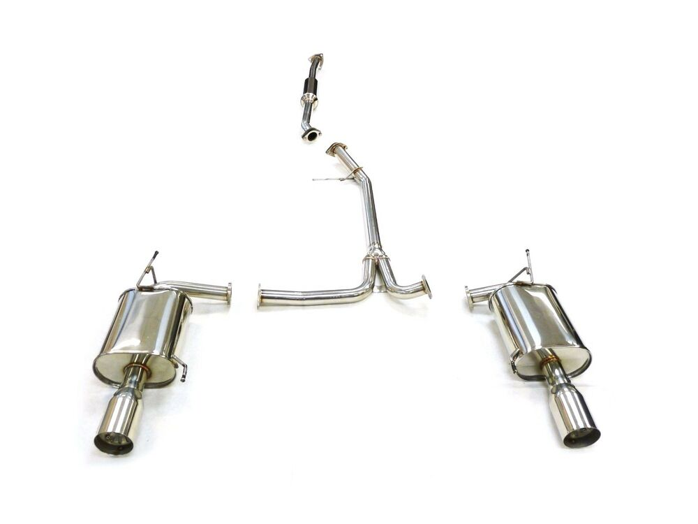 OBX Exhaust Catback System For 2003 To 2007 Honda Accord