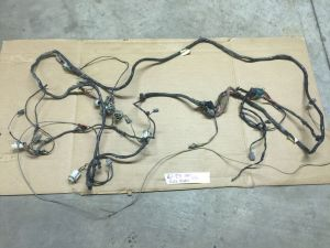 8789 Ford Mustang Chassis Body Wiring Harness Tail Light