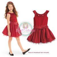 American Girl CL MY AG JOYFUL JEWELS DRESS SIZE 8 S for ...