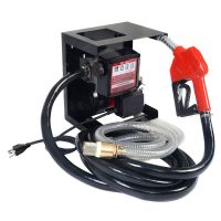 New Electric Diesel Oil Transfer Pump 110V Fuel Manual ...