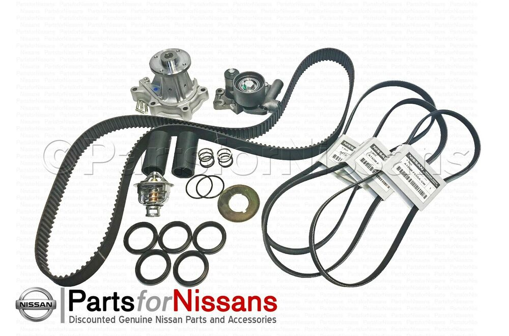 GENUINE NISSAN 300ZX Z32 1990-1993 60K TIMING BELT WATER