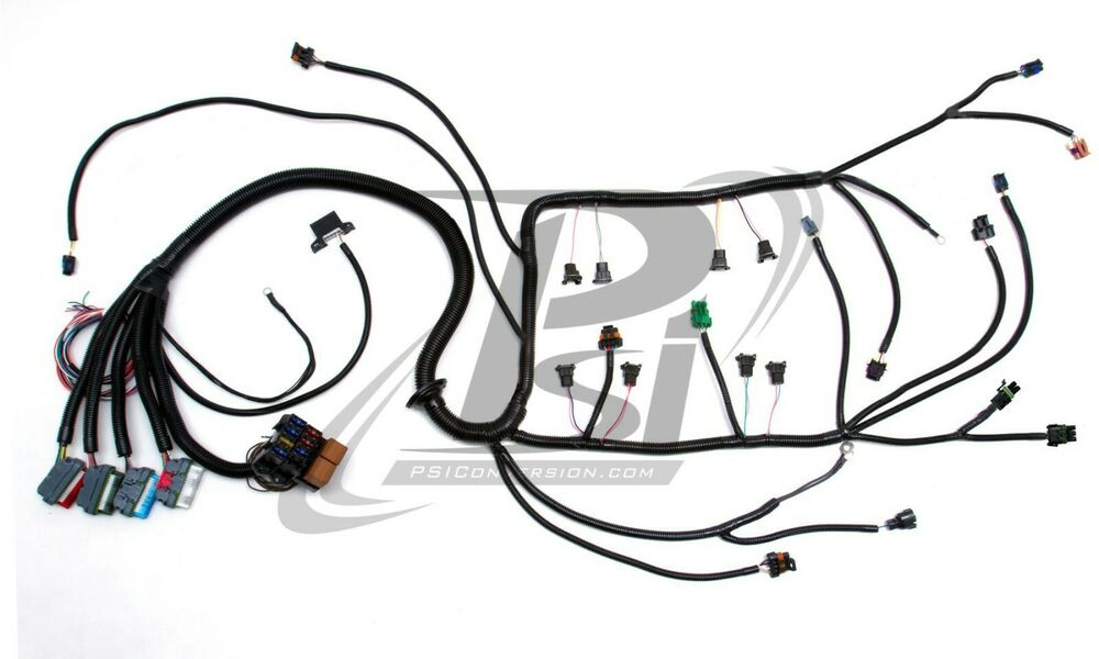 1992-1993 LT1 PSI STANDALONE WIRING HARNESS W/T56 or Non