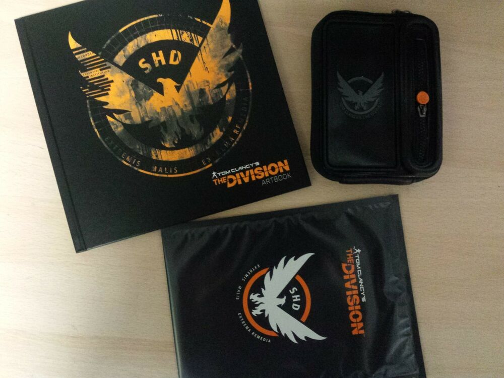 Tom Clancys The Division Armband Poster Art Book from