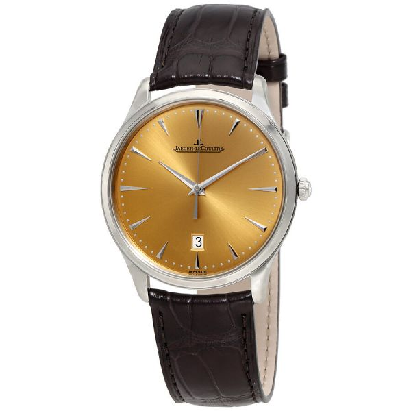 Jaeger Lecoultre Master Ultra-thin Automatic Mens Watch
