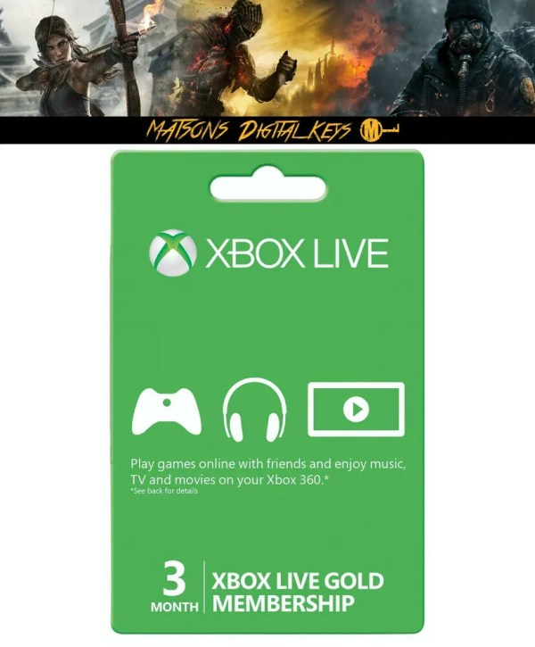 2018 Free Xbox Live Accounts And Passwords - Year of Clean Water
