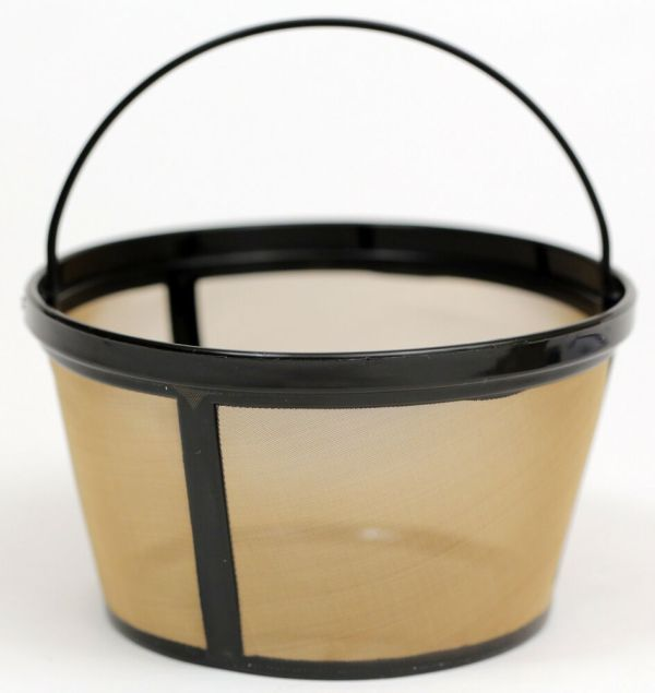 Basket Style Permanent Filter for Mr Coffee 1012 Cup