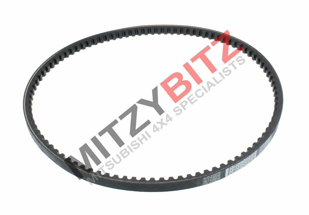 BIG SINGLE V ALTERNATOR BELT for MITSUBISHI PAJERO SHOGUN