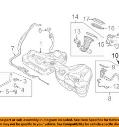 details about bmw oem 04 10 x3 3 0l l6 fuel system fuel filter adapter 16146750466 [ 1000 x 798 Pixel ]