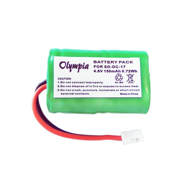 Sportdog Sd-400 Sd-800 Fr200 Battery Replacement Receiver