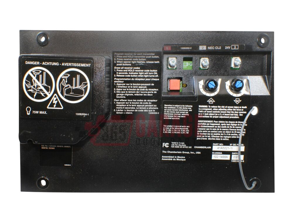 Garage Door Opener Circuit Board Moreover Craftsman Garage Door Opener