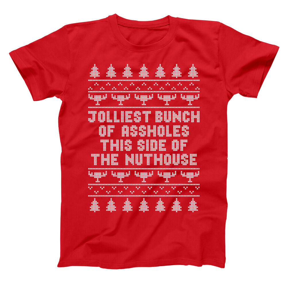 Jolliest Bunch Of AHoles Funny Christmas Vacation Movie