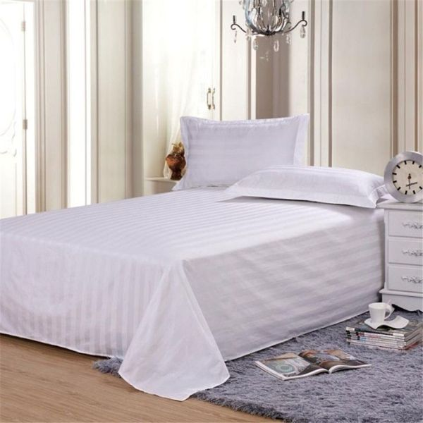 Twin Full Queen King Comfort Satin Cotton Bed Sheet Bedding Fitted