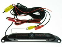 LICENSE REAR VIEW /REVERSE /BACK UP CAMERA FOR PIONEER AVH ...