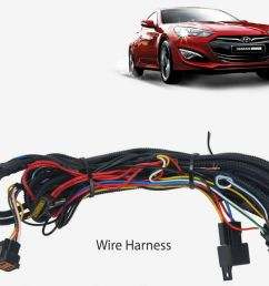 details about wiring harness led fog lamp light kit only for hyundai genesis coupe 2013 2016 [ 1000 x 825 Pixel ]