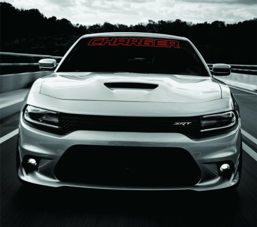 small resolution of details about dodge charger windshield banner decal 2011 2017 hemi rt sxt ralleye v6 v8
