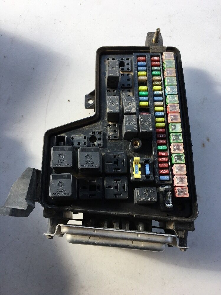 06 Dodge Ram Fuse Box Dodge 2500 3500 Diesel 03 06 Tipm Totally Integrated Power