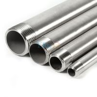 """1/4""""-1"""" 304 Stainless Steel Male x Male Threaded Pipe ..."""
