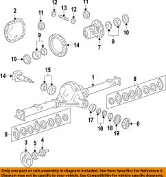 details about ford oem 05 14 mustang rear axle shafts 5r3z4234a [ 920 x 1000 Pixel ]