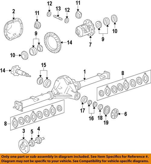 small resolution of details about ford oem 05 14 mustang rear axle shafts 5r3z4234a