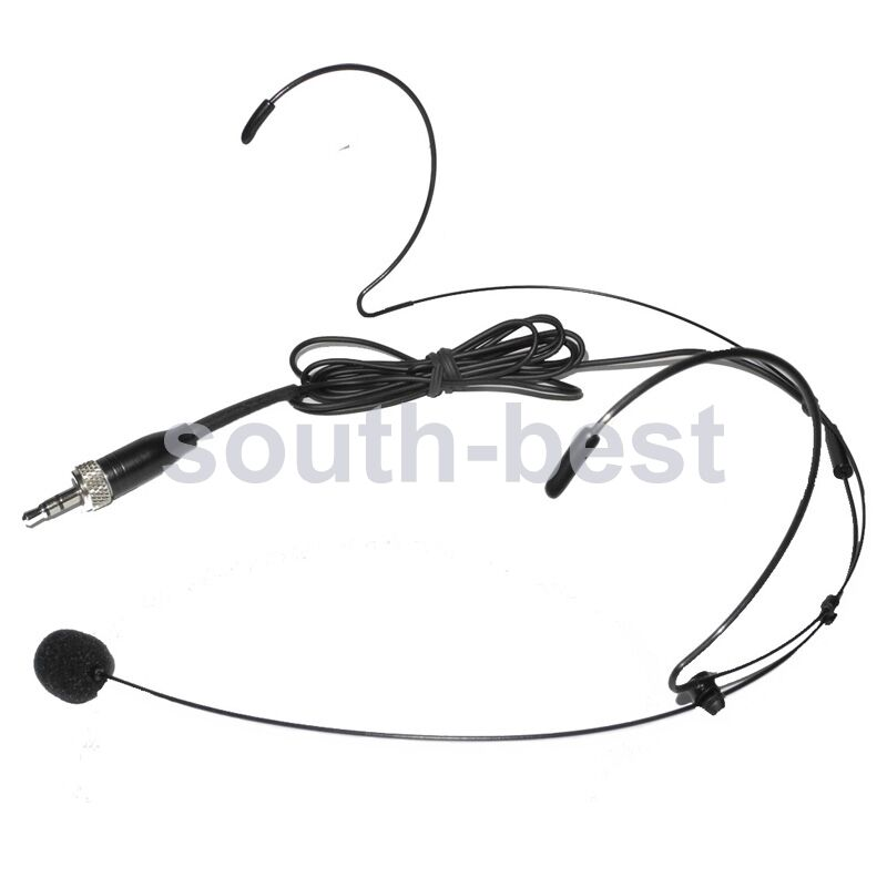 Pro Omnidirectional Headset Microphone for Shure