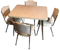 Mid Century Daystrom Formica Dinette Kitchen / Dining ...
