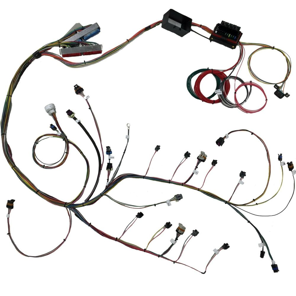 hight resolution of 4 8 5 3 6 0 vortec ls standalone wiring harness dyno