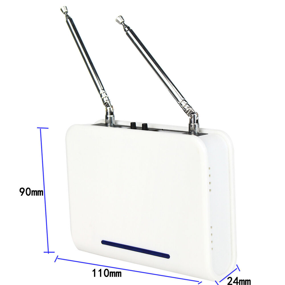 433MHz Wireless Repeaters Signal Booster Learning Code