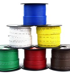 details about trailer light cable wiring for harness 100 feet spools 14 gauge 6 wire 6 colors [ 1000 x 1000 Pixel ]