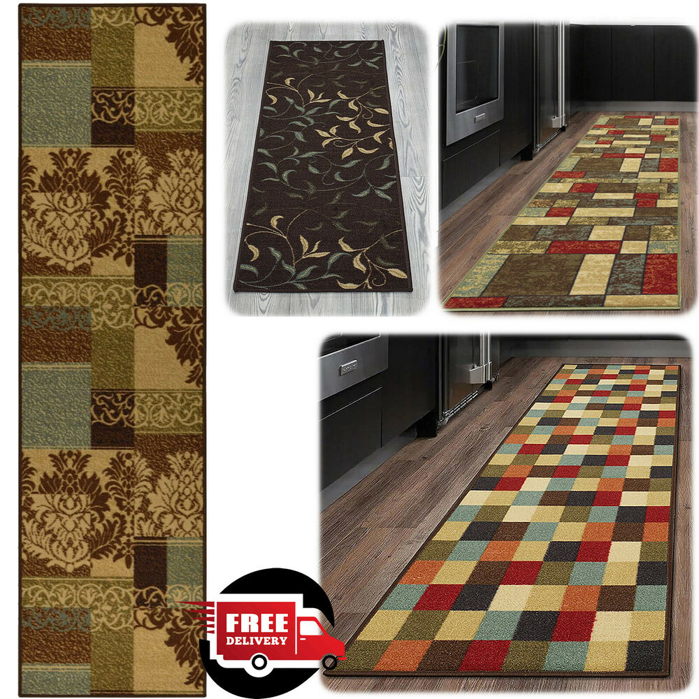 Hallway Rug Runners 20x59 Kitchen Area Carpet Non Slip
