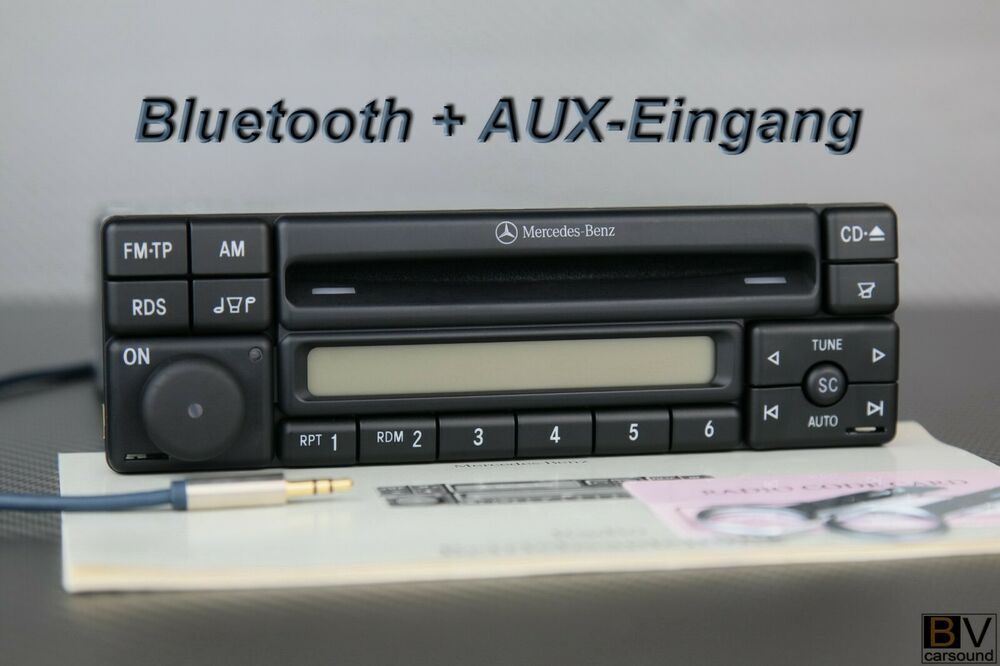 Bluetooth Antenne Mercedes Audio 20 CD Comand NTG 2.5