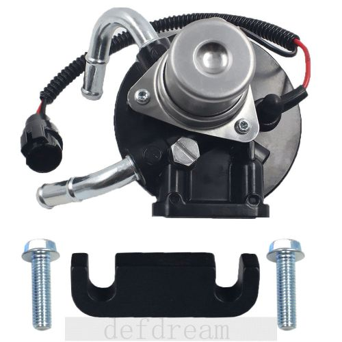 small resolution of details about for duramax v8 6 6l fuel filter head assembly with heater 12642623 head spacer