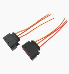 details about 4 pcs battery fuse box plug cable for audi a3 vw bora golf jetta 4 skoda octavia [ 1000 x 1000 Pixel ]