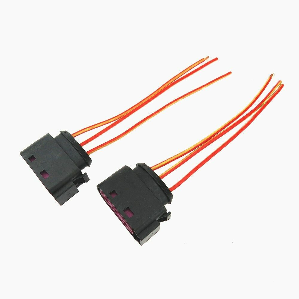 hight resolution of details about 4 pcs battery fuse box plug cable for audi a3 vw bora golf jetta 4 skoda octavia