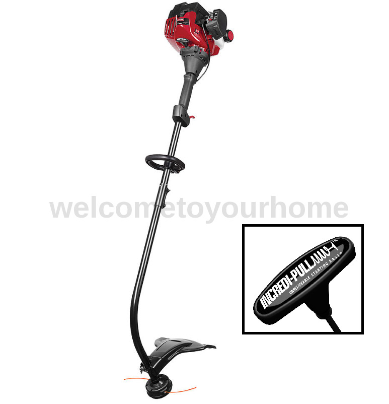 Craftsman 25cc Weedwacker 2-Cycle Curved Shaft Gas
