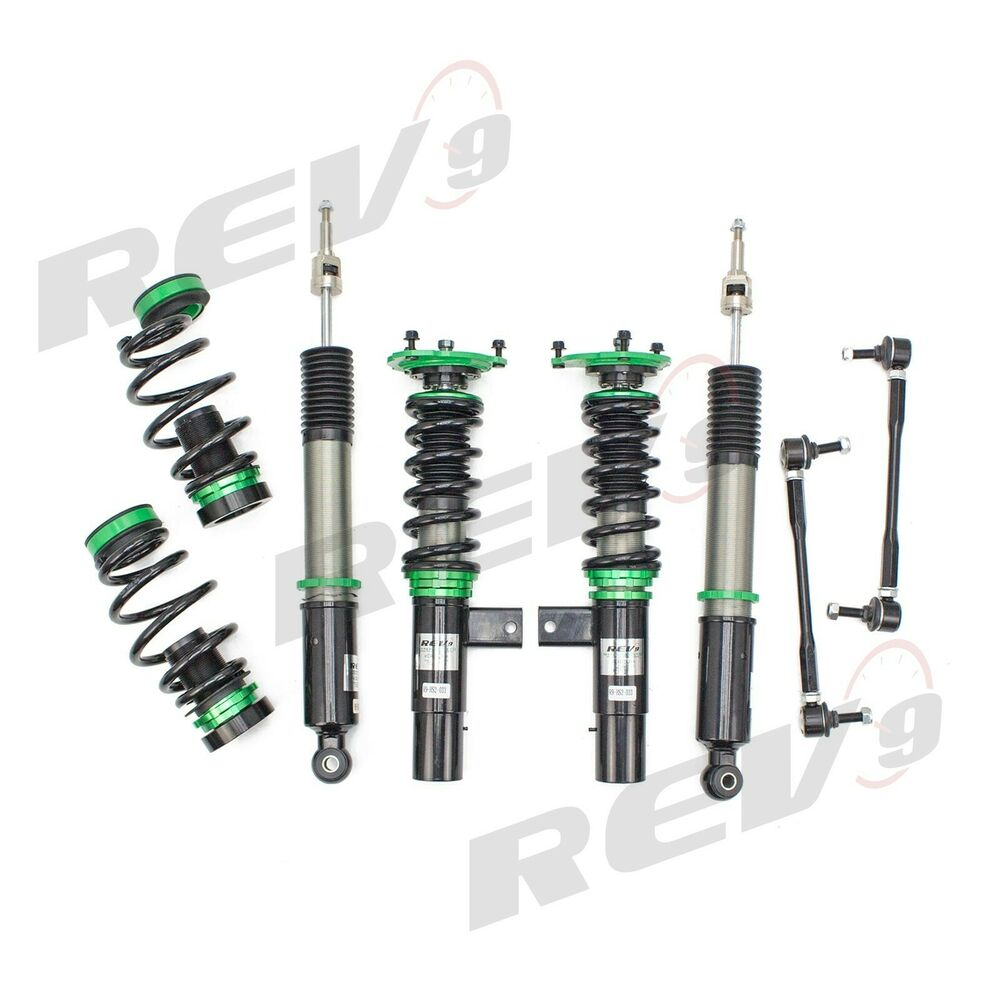 R9-HS2-033_1 Hyper-Street 2 Coilovers Camber Plat For MK5