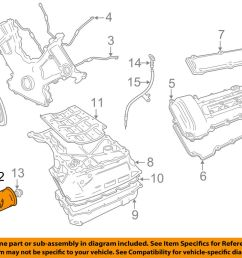 details about jaguar oem 03 09 xj8 engine oil filter c2c41611 [ 1000 x 798 Pixel ]