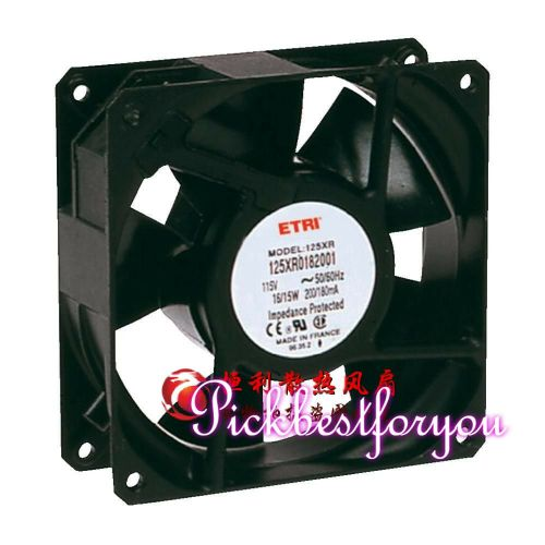 small resolution of details about 1pc etri 125xr0181001 208 240v 18 15w125 105ma 120 120 38mm fan m263a ql