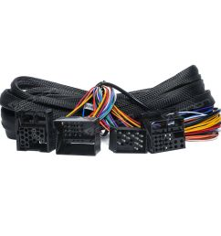 details about a0579 extended wiring harness 17pin 40pin for bmw e46 e39 x5 e53 ga8201 ga9150kw [ 1000 x 1000 Pixel ]