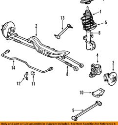 details about chevrolet gm oem 12 13 impala rear suspension strut 23269417 [ 874 x 1000 Pixel ]