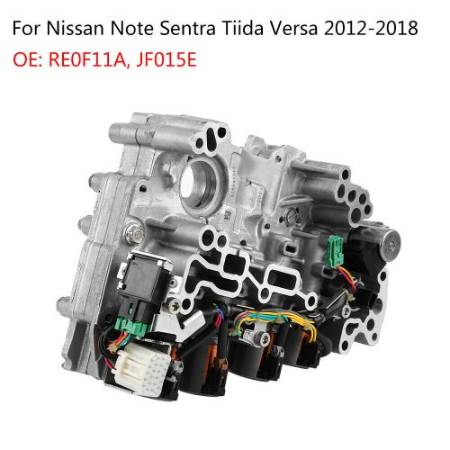 small resolution of details about oem jf015e re0f11a cvt valve body for nissan tiida note sentra tiida versa 1 6l