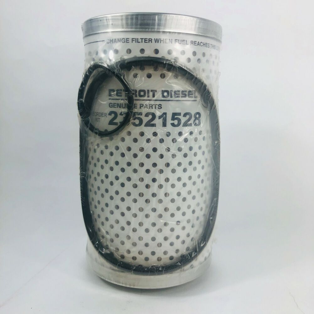 hight resolution of details about genuine detroit diesel 23521528 fuel filter l3578fn ff5369w p550757 23521528