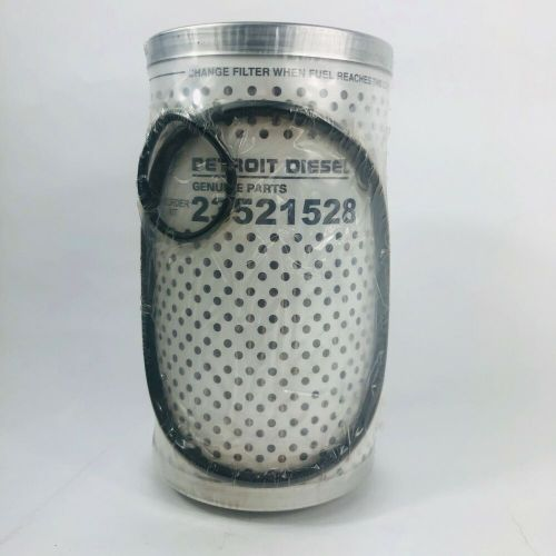 small resolution of details about genuine detroit diesel 23521528 fuel filter l3578fn ff5369w p550757 23521528
