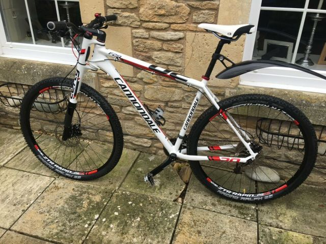 Cannondale F29 Lefty Aluminium Mountain Bike, Size XL | eBay