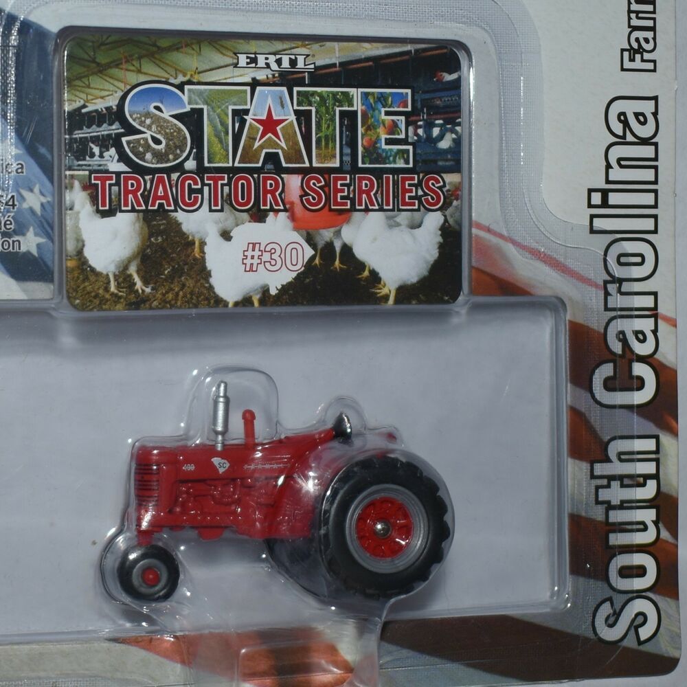 hight resolution of details about ertl 1 64 ih international farmall 400 tractor south carolina state series 30