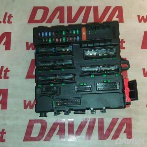 small resolution of details about saab 9 3 mk2 2003 2009 1 9 tid diesel fuse relay box module unit 12766740