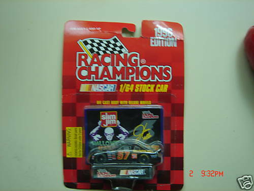 1996 Racing Champions #57 Nascar 1/64 Stock Car DieCast