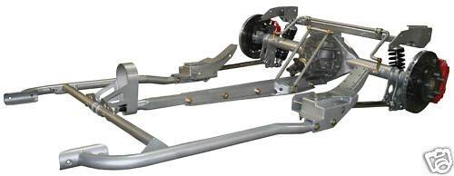New!!! TCI 1967-1969 Camaro / Firebird Mini-Tub Torque-Arm