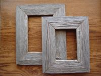 """""""RUSTIC"""" WOOD PICTURE FRAME Reclaimed Barnwood NEW ..."""